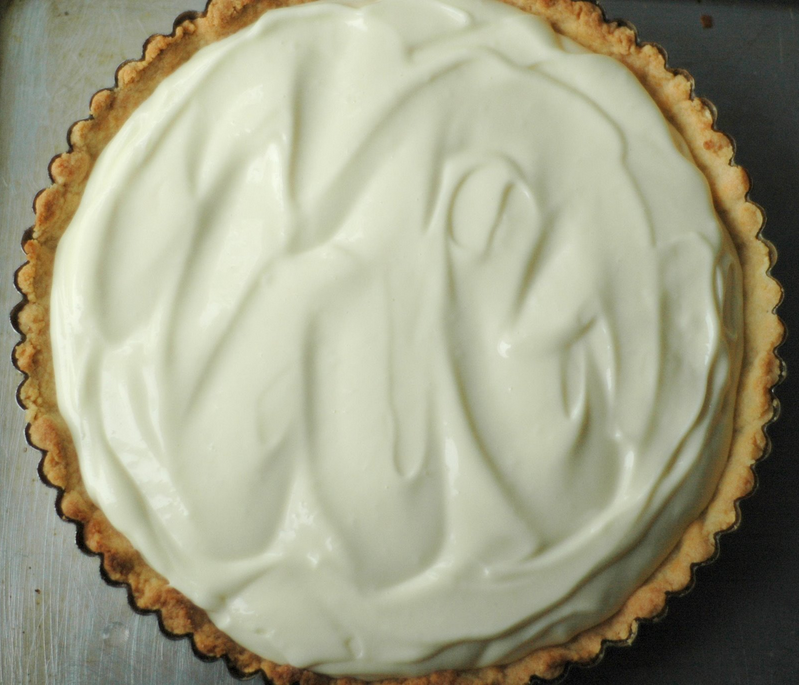 Creamy Key Lime Tart