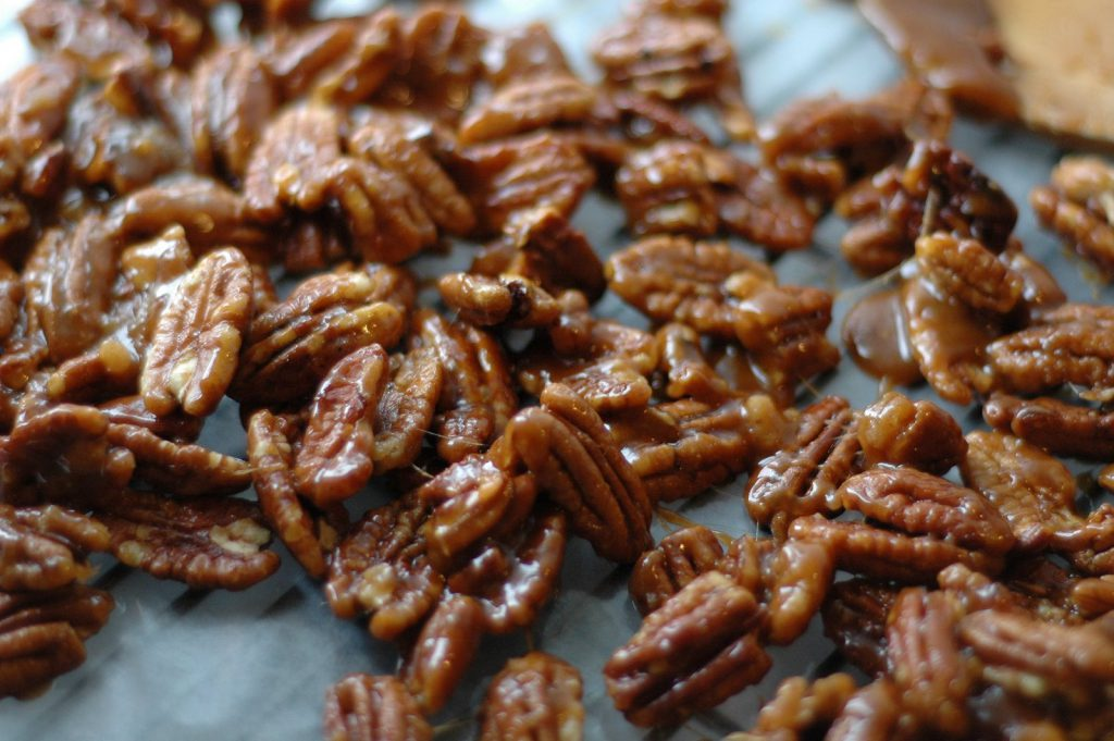 How To Make Candied Pecans