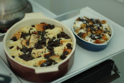 TWD: Four Star Chocolate Bread Pudding | Cafe Johnsonia