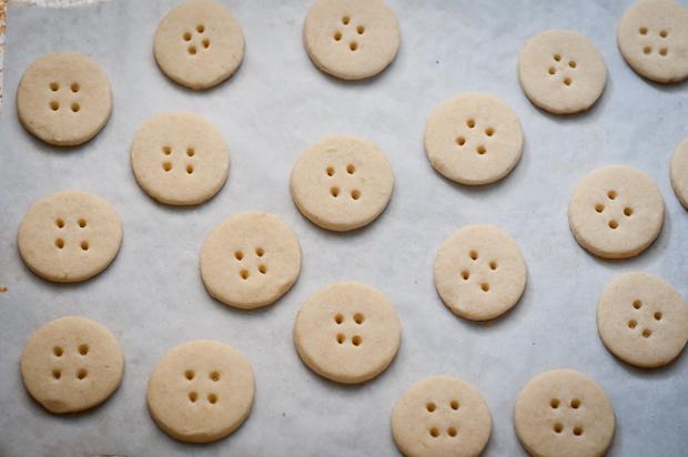 Oat and Irish Butter Shortbread Cookies Recipe   CafeJohnsonia.com