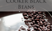 howtocookblackbeansslowcooker