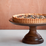 fig brown butter frangipane tart