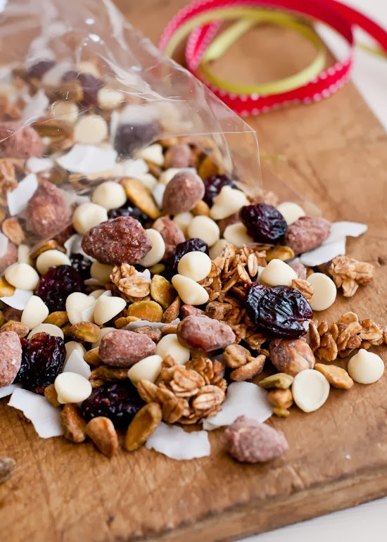 winter trail mix