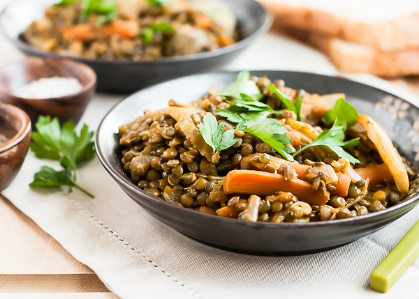 braised lentils and vegetables-2