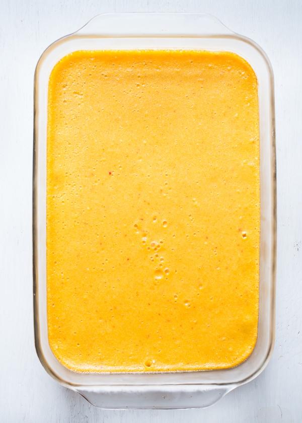Gluten Free Peach Bars_baked