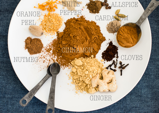 Make Your Own Pumpkin Pie Spice Blend
