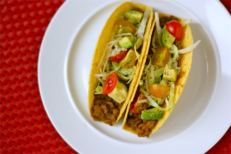 Slow Cooker Recipe for Lentil Tacos - Project Domestication