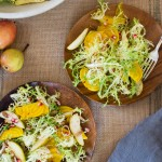 Fall Frisee Salad