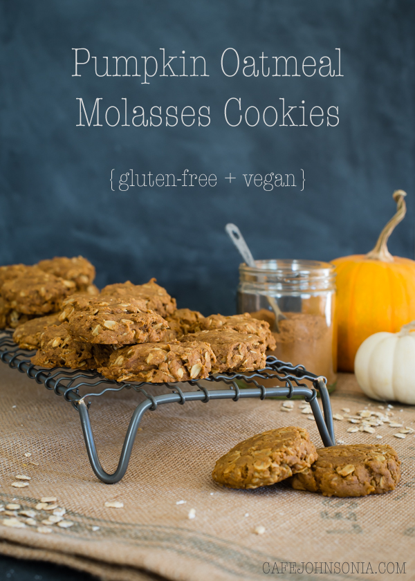 Pumpkin_Oatmeal_Molasses_Cookies