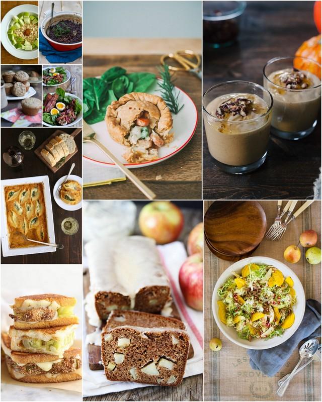 oct seasonal recipes