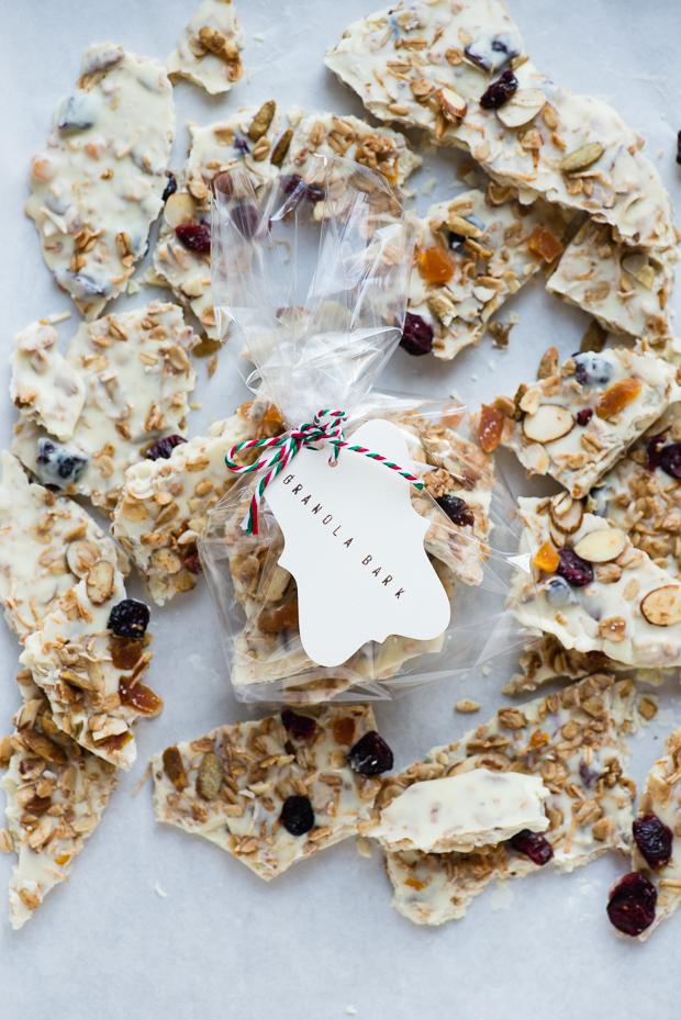 White Chocolate Granola Bark-7