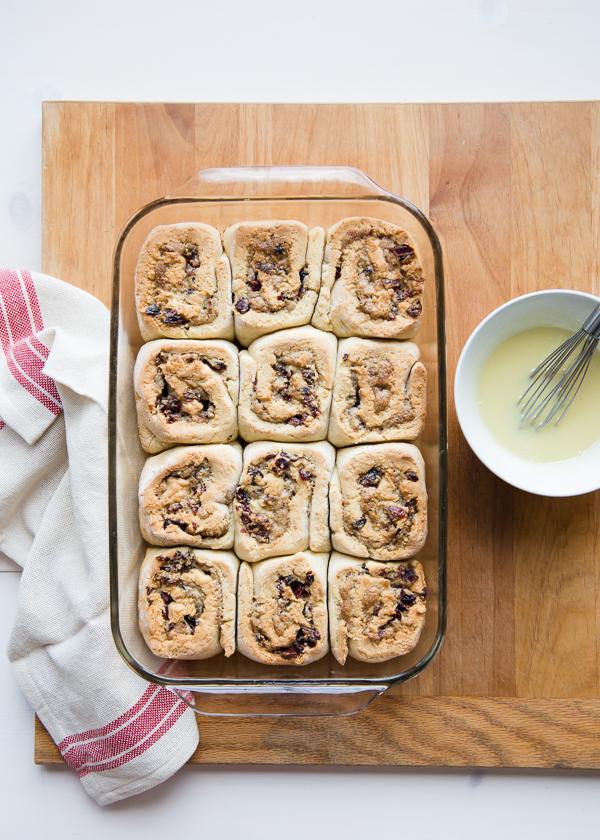 gluten free pecan cranberry sweet rolls-18