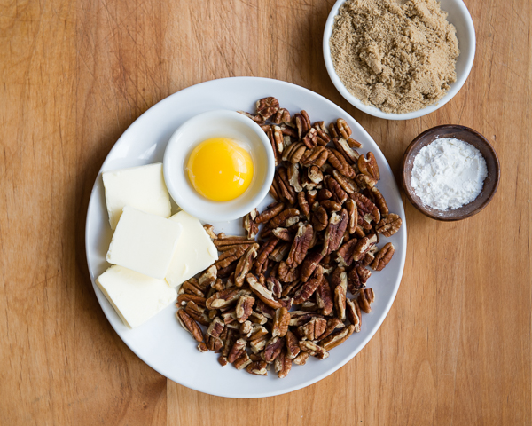 Pecan Frangipane for Gluten-Free Sweet Rolls