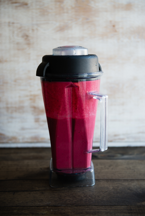 Pink Sunrise Breakfast Smoothie-5