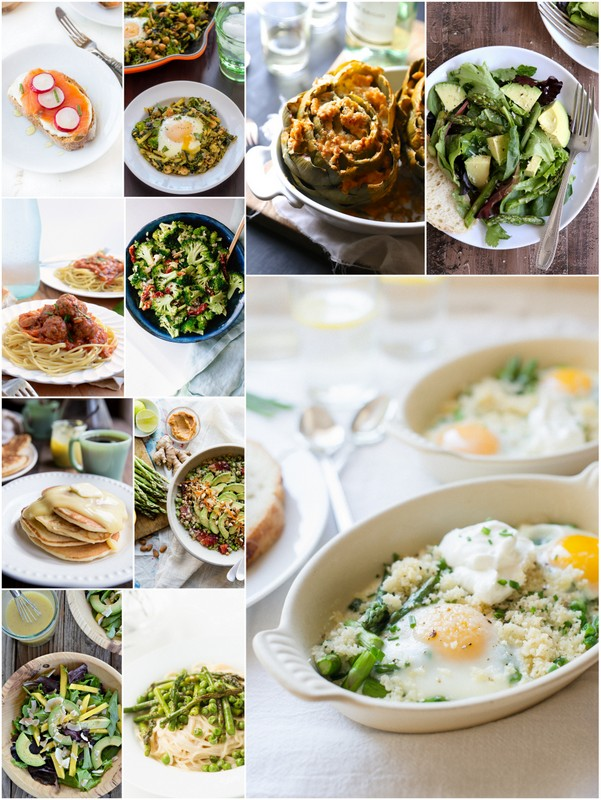 March 2015 Eat Seasonal Recipes
