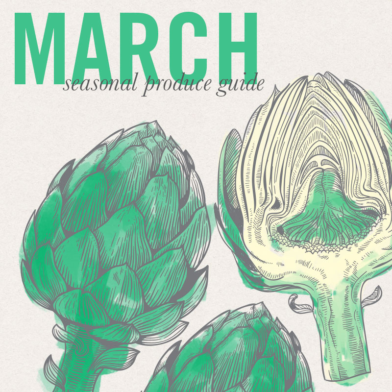March Eat Seasonal