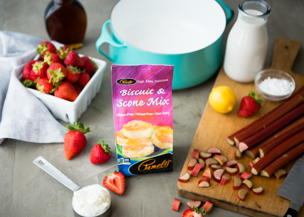 Pamela's Products Biscuit and Scone Mix