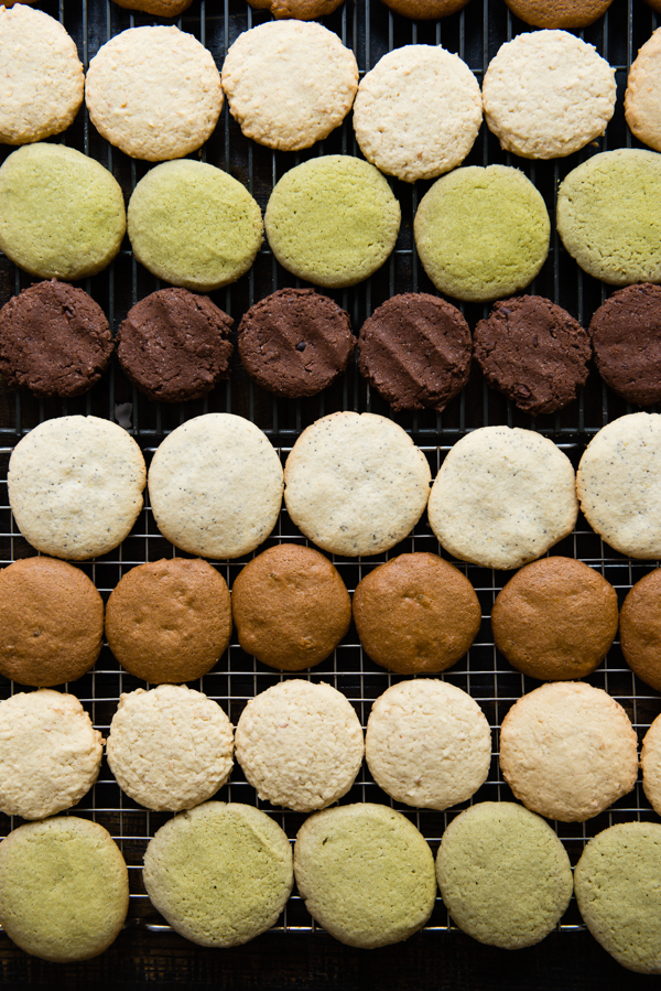 5 Varieties Gluten-Free Cookies-2