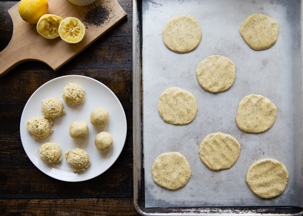 Baking Pamela's Sugar Cookies with Lemon Zest and Poppy Seeds-2