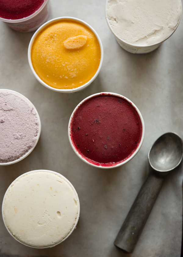 Vegan Ice Creams and Sorbet-3