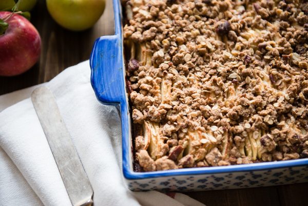 Apple Pecan Oat Bars-10