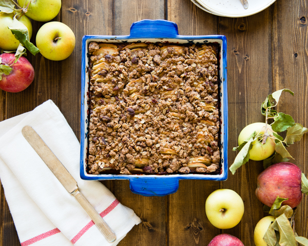 Apple Pecan Oat Bars-22