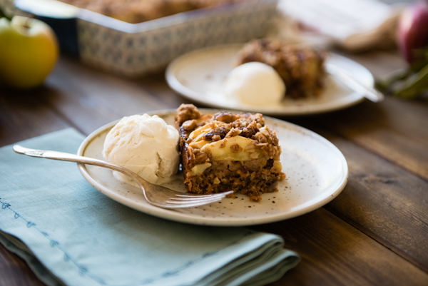Apple Pecan Oat Bars-27