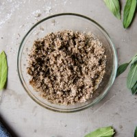 Maple Sage Turkey Rub