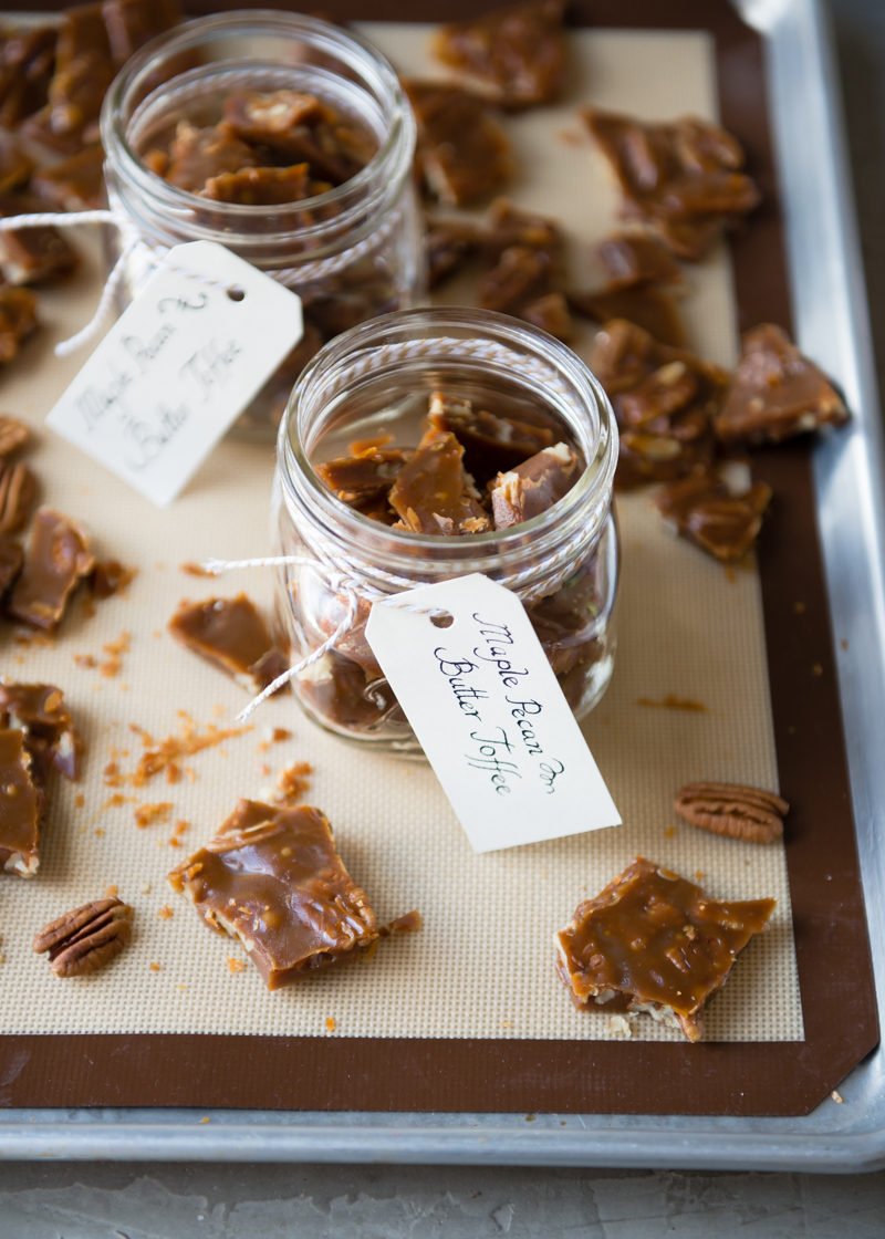 Butter Toffee with Maple and Pecans-2