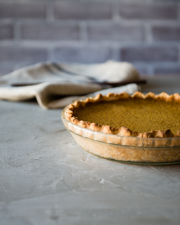 Buttermilk Pumpkin Pie-2