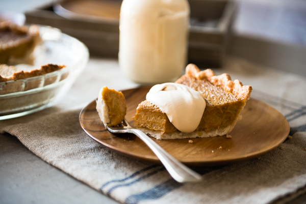 Buttermilk Pumpkin Pie-4