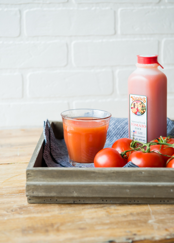 Fresh Squeezed Tomato Juice
