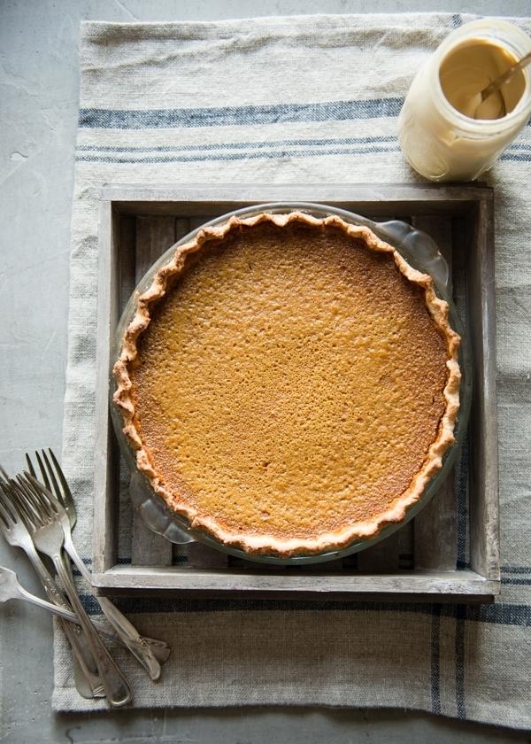 Gluten-Free Buttermilk Pumpkin Pie