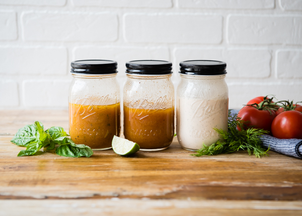 Fresh Tomato Juice Dressing Recipes