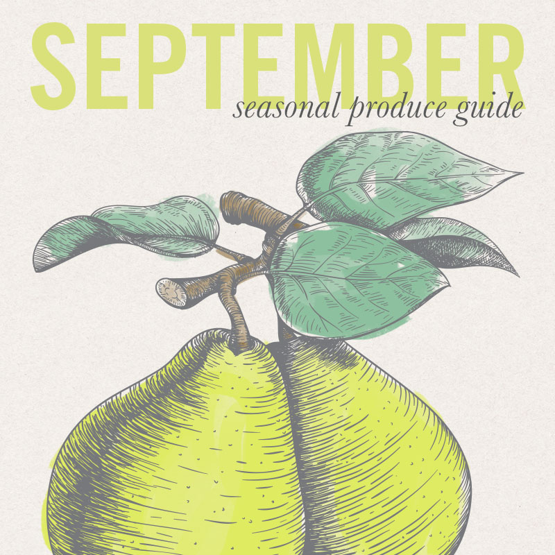 September #EatSeasonal