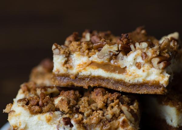 gluten-free-dulce-de-leche-pumpkin-cheesecake-bars