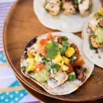 Fish Street Tacos with Guacamole