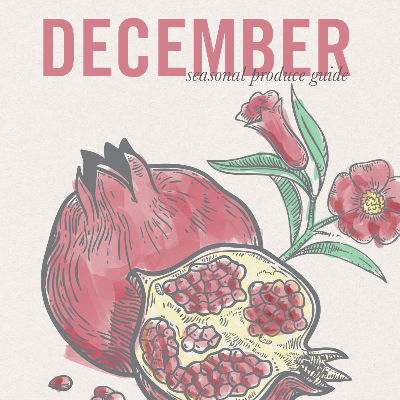 #EatSeasonal December