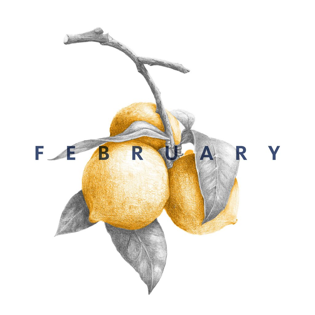February #EatSeasonal