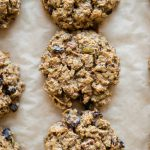 Apple Breakfast Cookies: gluten-free with vegan option | CafeJohnsonia.com