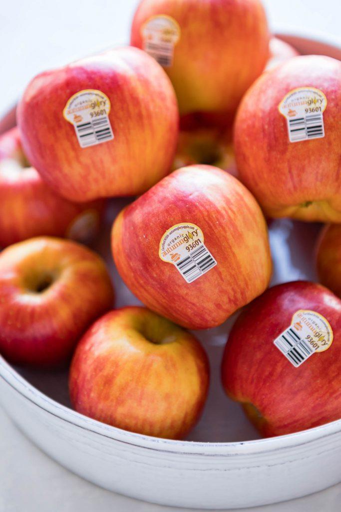 Fresh Autumn Glory Apple Chutney Appetizer   CafeJohnsonia.com