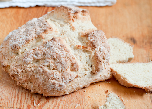 Rachel Allen S Irish Soda Bread Recipe Cafe Johnsonia