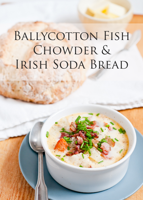 Rachel Allen's Ballycotton Fish Chowder | CafeJohnsonia.com