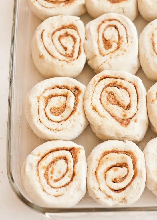 Gluten-Free Cinnamon Rolls | Cafe Johnsonia