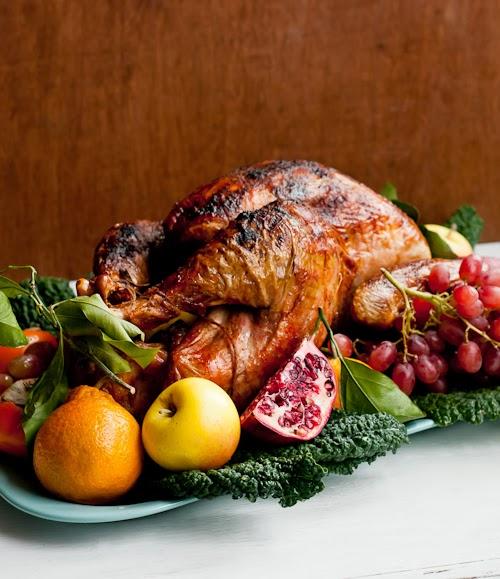 Thanksgiving Menu And Blogger Potluck