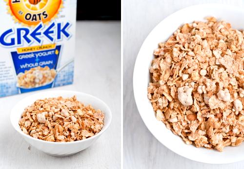 review new honey bunches of oats greek honey crunch breakfast